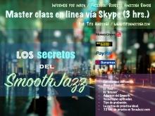 MASTER CLASS ONLINE | SMOOTHJAZZ 2016